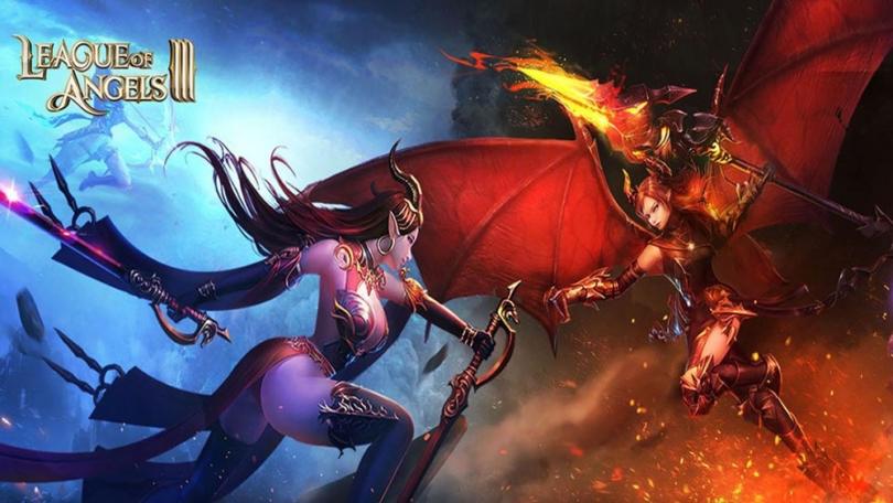 League of Angels 3: Neuer Held Shaedra und Level-Erweiterung hinzugefügt