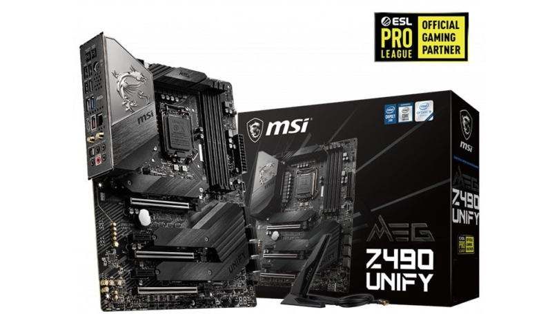 Die ultimative Overclocking-Power mit den MSI Z490-Mainboards