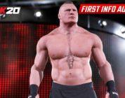 WWE 2K20: BROCK