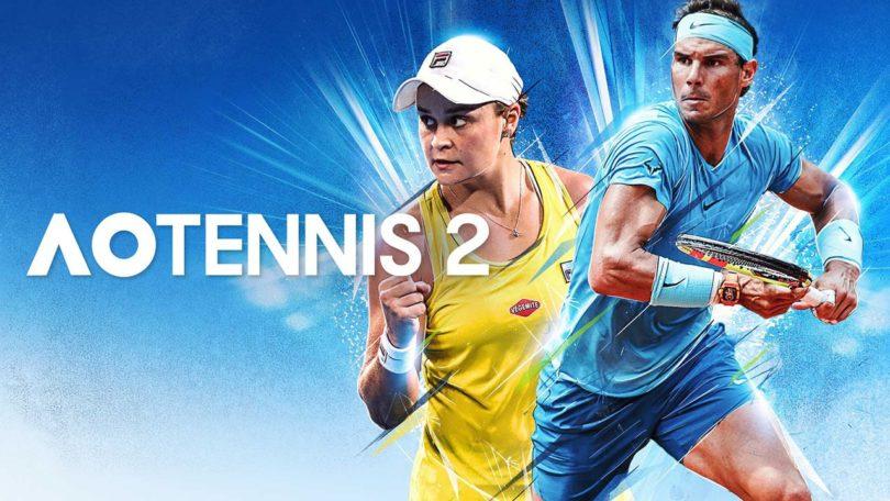 AO Tennis 2: ab morgen im Handel erhältlich