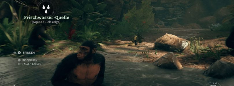 Ancestors: The Humankind Odyssey - Screenshot