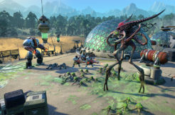 Age of Wonders: Planetfall - Tactical