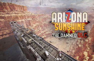 Arizona Sunshine: The Damned DLC Key Art
