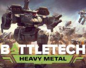 Battletech: Heavy Metal Key Art