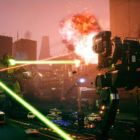 Battletech: Urban Warfare - Screen