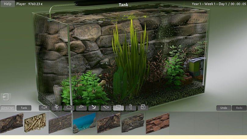 Biotope: Screenshot