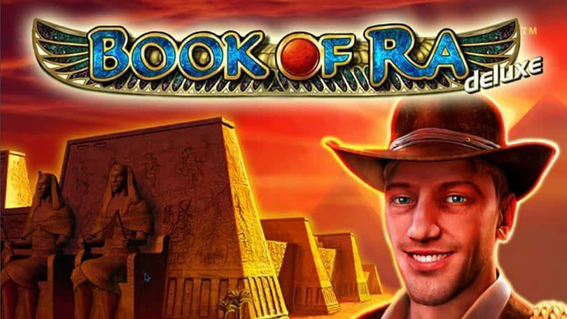 Book Of Ra: Logo
