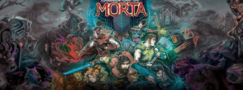 Children of Morta: Keyart