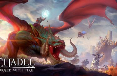Citadel: Forged With Fire - Keyart