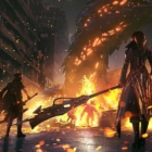 Code Vein: City Of Falling Flame