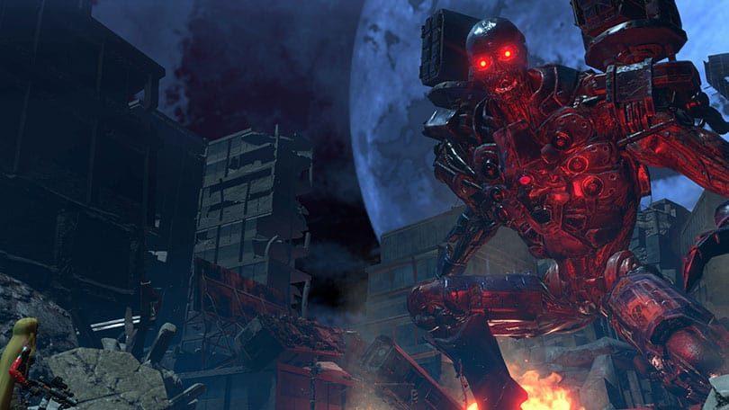 Contra: Rogue Corps - Screenshot