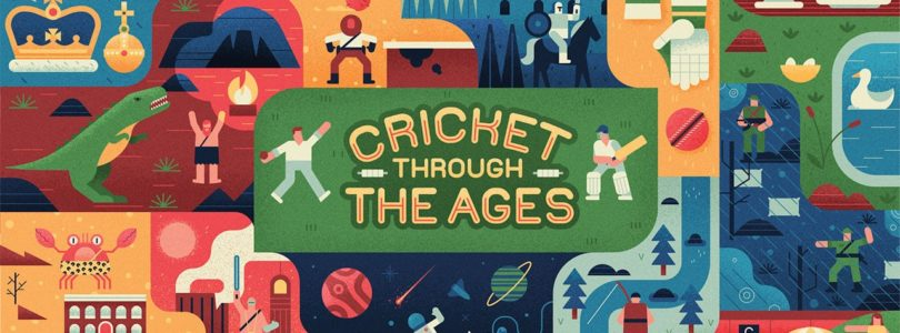 Cricket Through the Ages: Key Art