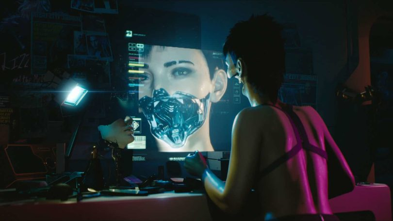 Cyberpunk 2077: Beautiful And Deadly