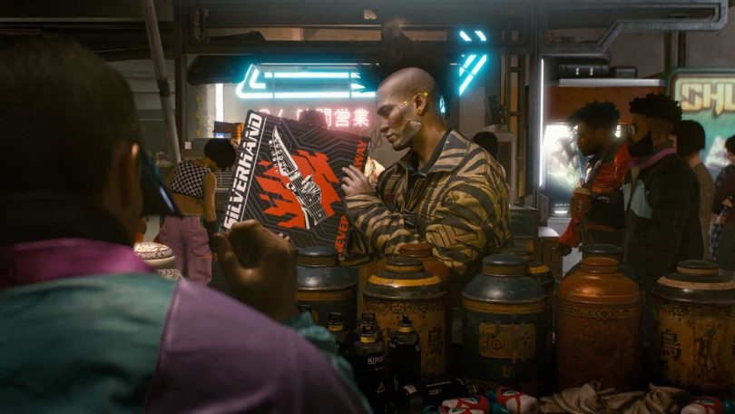 Cyberpunk 2077: Gotta Know Where To Look