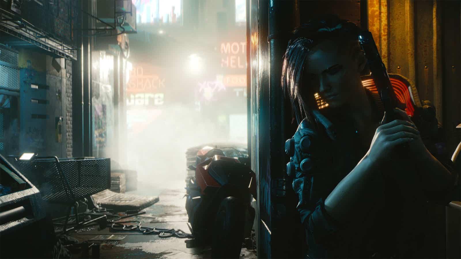 Cyberpunk 2077: Just Around The Corner