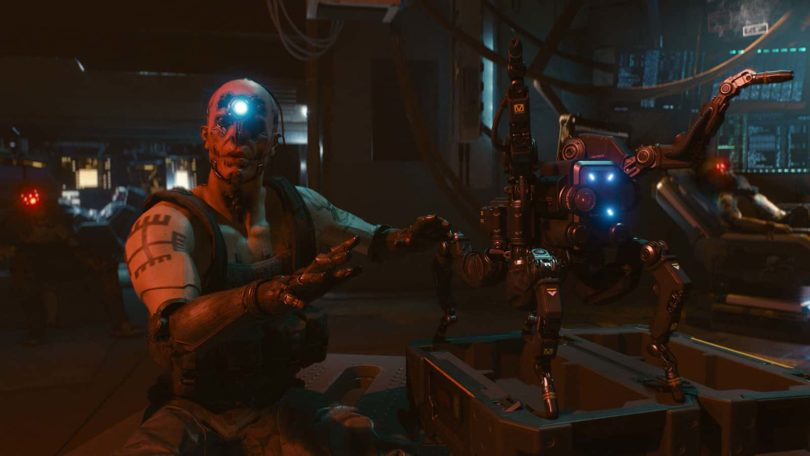 Cyberpunk 2077: The Hottest Tech In Town