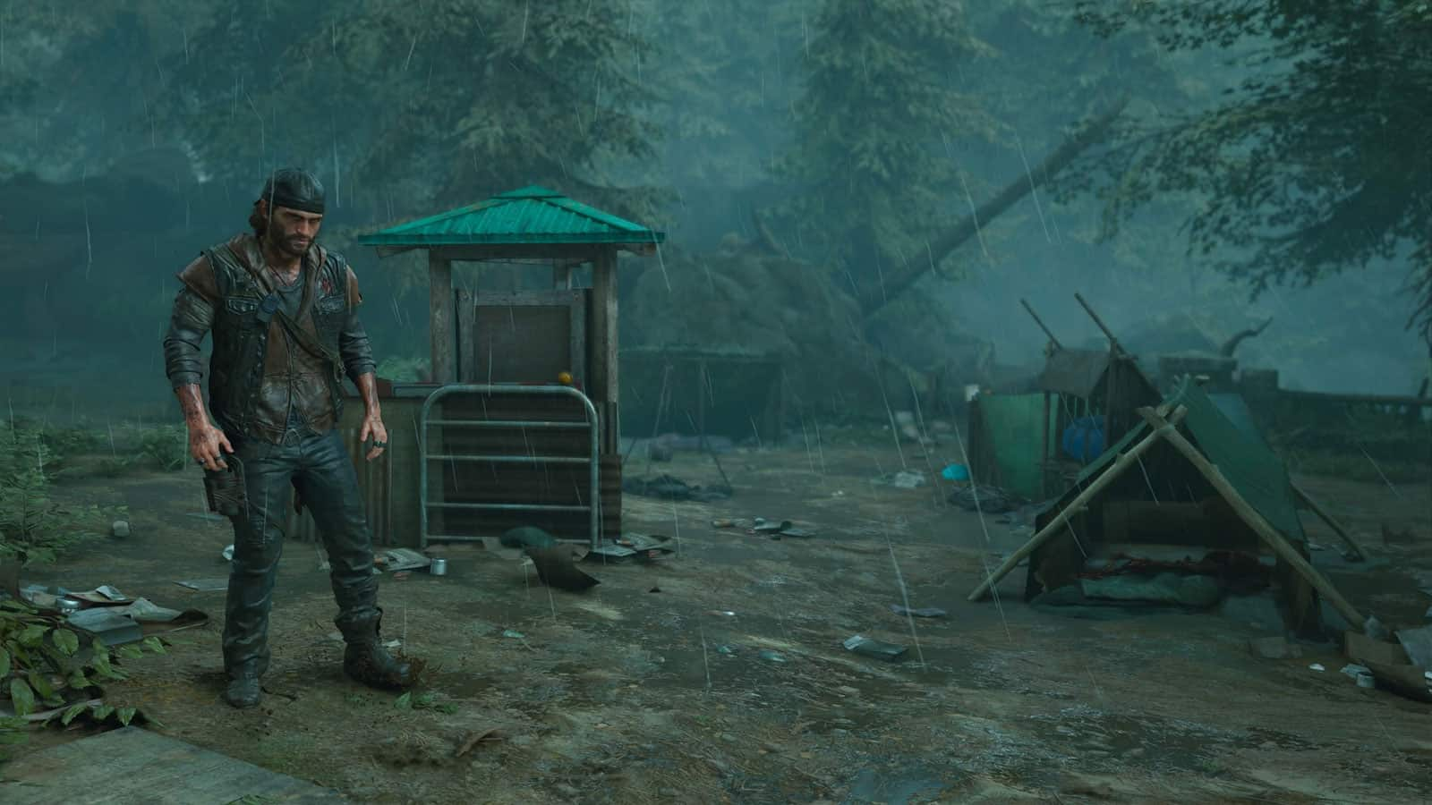 Days Gone: Screenshot