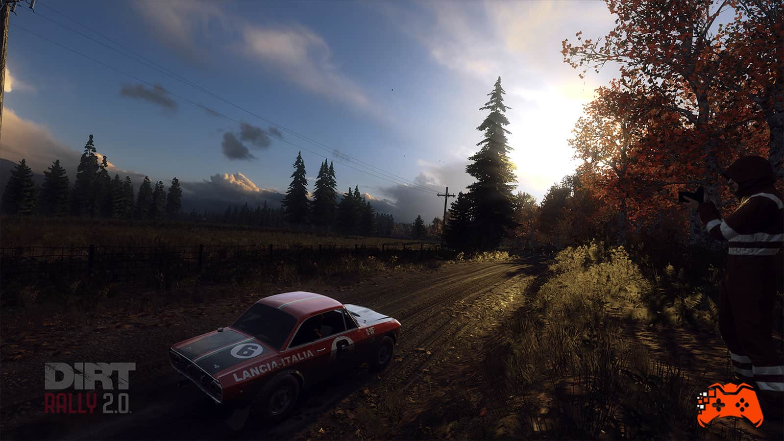 DiRT Rally 2.0: Screenshot