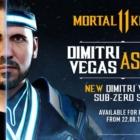 Mortal Kombat 11: Dimitri SubZero