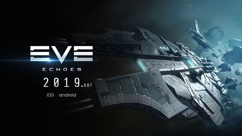 EVE Echoes: Keyart