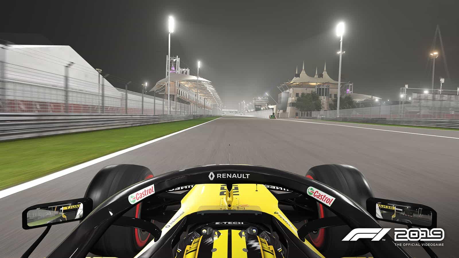 F1 2019: Screenshot