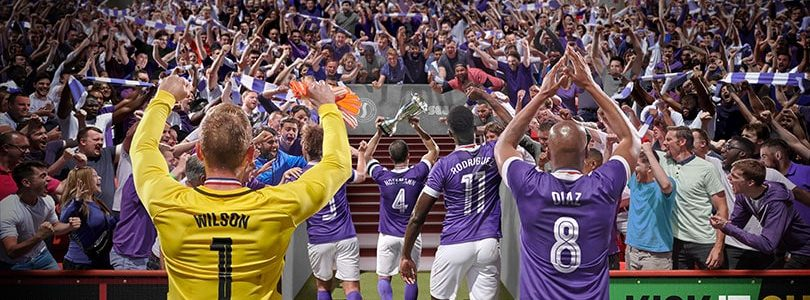 Football Manager 2020: KeyArt