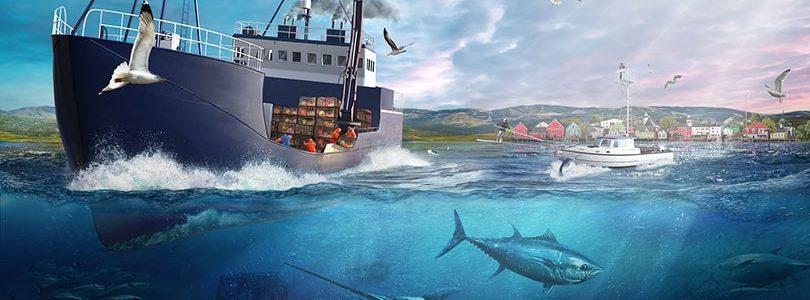Fishing: North Atlantic - KeyArt