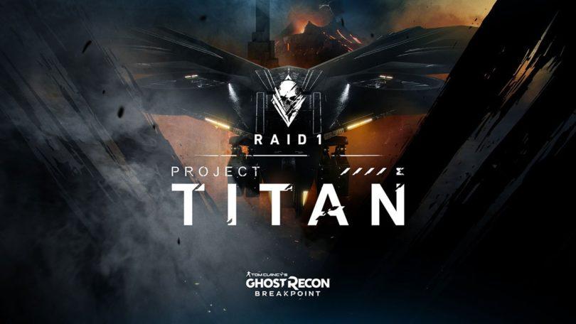 Ghost Recon: Breakpoint – Raid ab heute verfügbar
