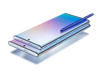 Samsung: Galaxy Note10