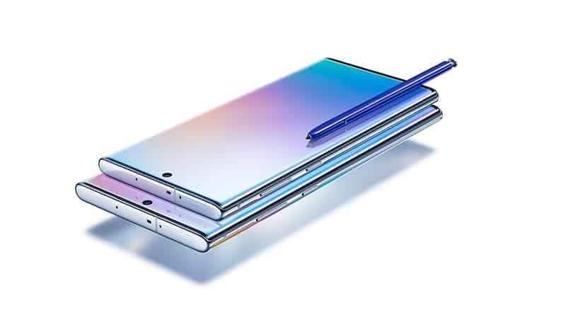 Samsung: Galaxy Note10