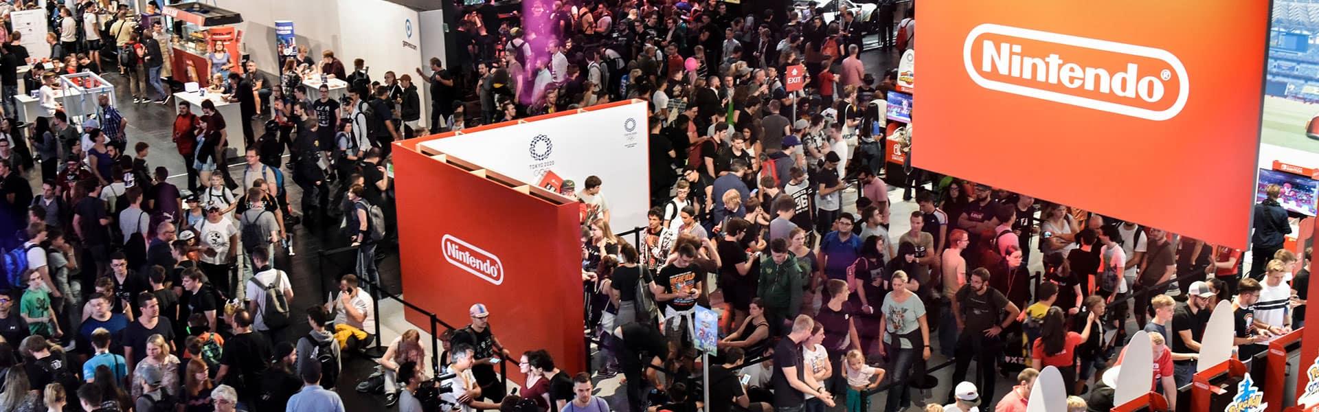 Gamescom: Header 2019