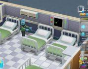Two Point Hospital: Goldpan DinklesMcFlarg