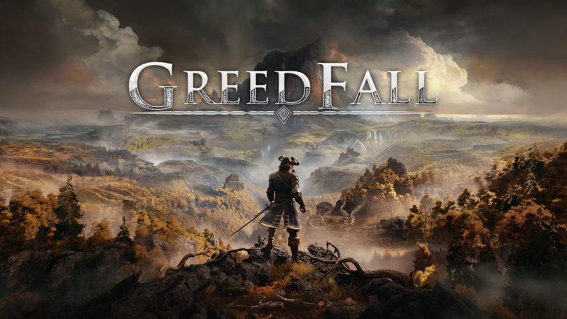 GreedFall: Keyart