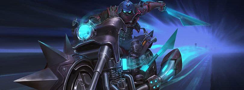 Heavy Metal Machines: Vulture