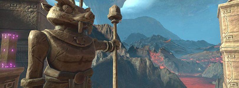 Ice Age: Scrats nussiges Abenteuer - Screenshot