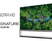 LG Fernseher übertreffen als erste die offiziellen Branchenanforderungen für 8K Ultra HD Fernseher