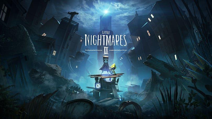 Little Nightmares 2: Keyart