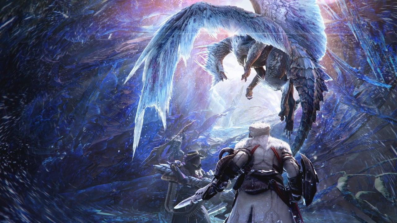 Monster Hunter: World - Iceborne Artwork