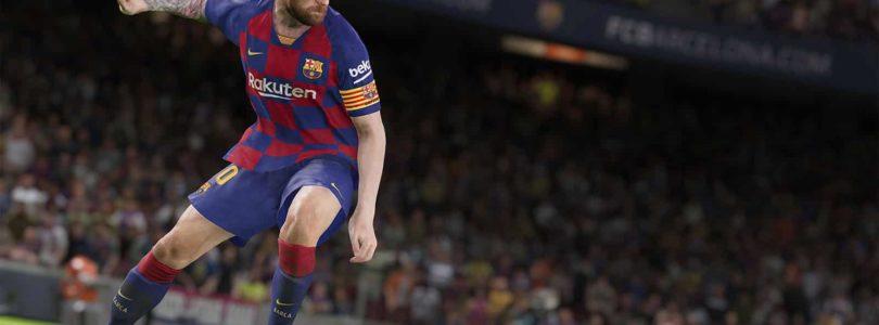 Pro Evolution Soccer 2020: Messi