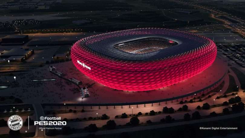 PES2020: Allianz Arena