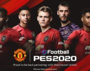 PES2020: Manchester United
