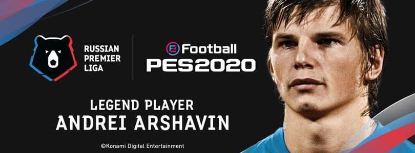PES2020: Andrey Arshavin