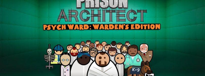 Prison Architect: begrüßt kriminelle Geisteskranke