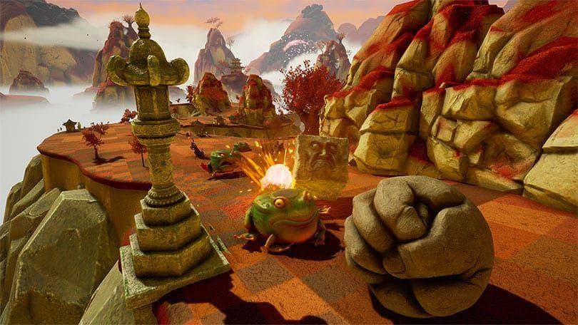 Rock of Ages 3: Make & Break - Screenshot