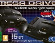 SEGA Mega Drive Mini: Packshot