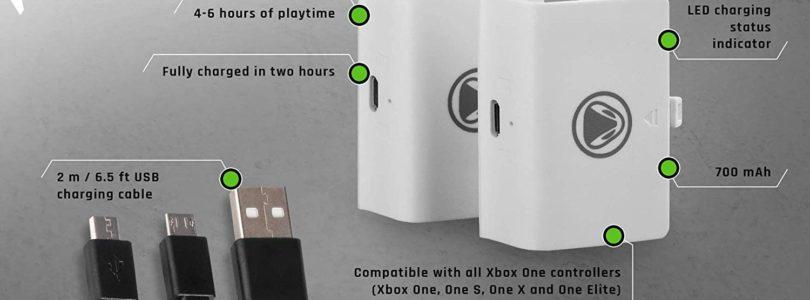 snakebyte BATTERY:KIT im Test: gelungene Alternative zu den Batterien