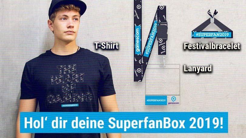 Gamescom: Superfanbox