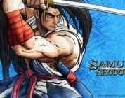 Samurai Shodown: KeyArt