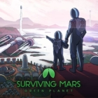 Surviving Mars: Green Planet Key Art