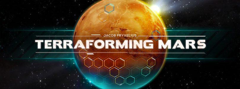 Terraforming Mars: ist ab sofort auch auf dem Handy verfügbar